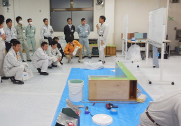 DFCウレタン防水学校(初級編・上級編)